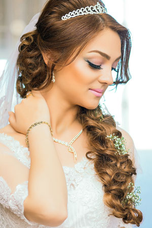 Bridal Hair Services Photo